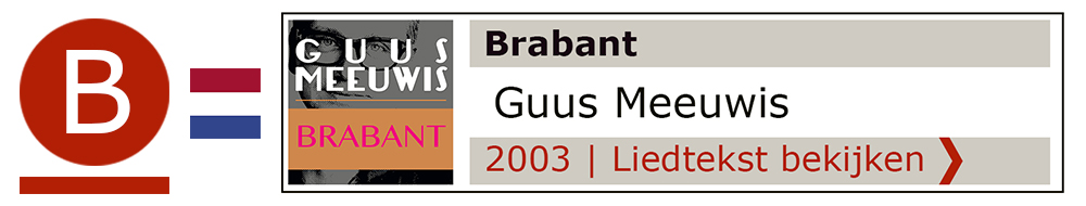 Brabant Guus Meeuwis | Zanger gitarist troubadour Edward Val boeken | Liedtekst Sing Along | karaoke Feest