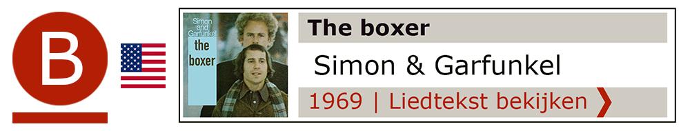 Boxer simon Garfunkel | Zanger gitarist troubadour Edward Val boeken | Liedtekst Sing Along | karaoke Feest