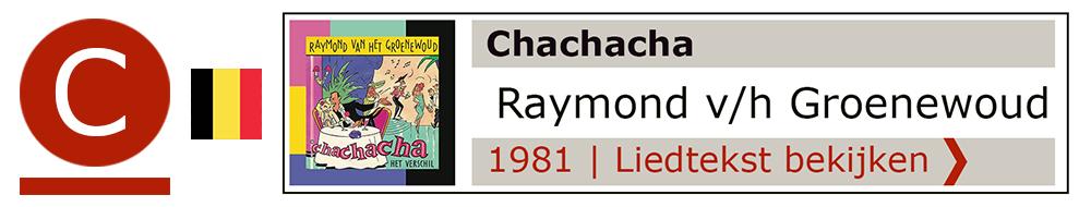 cha cha Raymond | Zanger gitarist troubadour Edward Val boeken | Liedtekst Sing Along | karaoke Feest