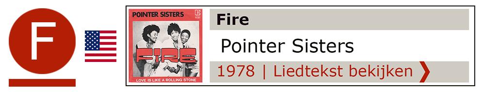 fire pointer sisters | Zanger gitarist troubadour Edward Val boeken | Liedtekst Sing Along | karaoke Feest
