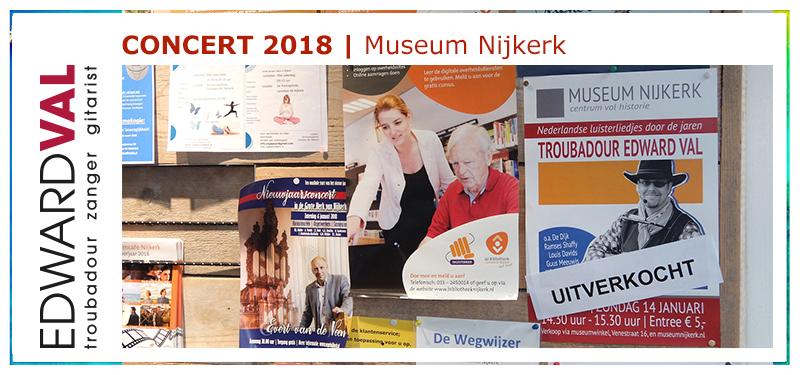 Concert 2018 | Troubadour-chansonnier-singer-songwriter-Edward-Val-Nijkerk-Concert-Museum-Nijkerk-Nederlandstalig-repertoire-luisterconcert-Gelderland